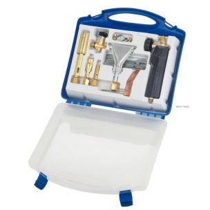 Plynová pájecí souprava - kufr